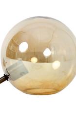 """Design tafellamp van gekleurd glas """"Jonas"""""""