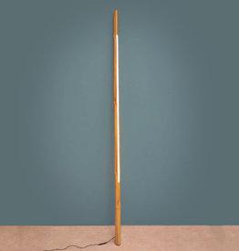 Bamboo LED stick lamp