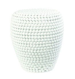 Side table / Dot / White