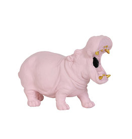 Hippo lamp / Pink / S