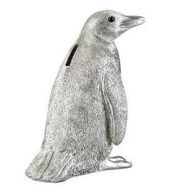 Penguin money bank