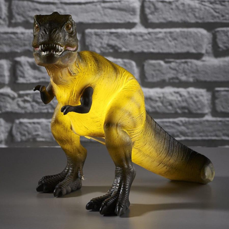 T-rex dino lamp