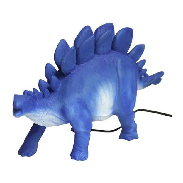 Stegosaur dino lamp