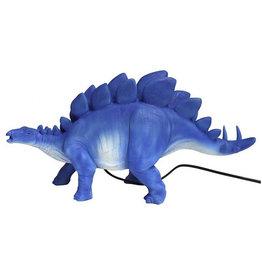 Stegosaurus lamp