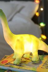 Diplodocus dino lamp