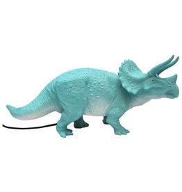 Triceratops lamp