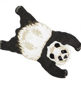 Panda rug / L