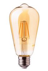 Retro vintage LED gloeilamp van 4W