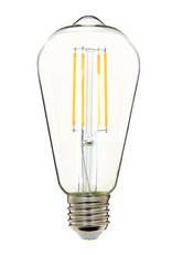 Retro vintage LED light bulb 4W