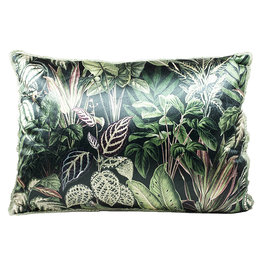 Cushion / Wild Leaves
