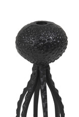 Black octopus candlestick - Copy