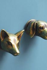 Gouden vos wanddecoratie