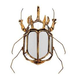 Scarab mirror