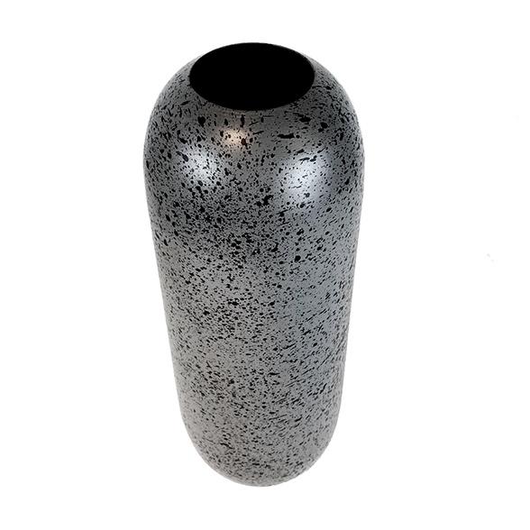 Grote design vaas van metaal