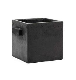 Square planter / M