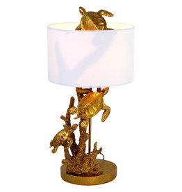 Turtles lamp