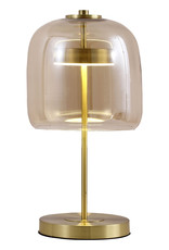 "Gold retro design table lamp ""Cooper"""