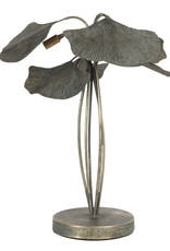 Ginko leaves table lamp