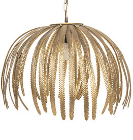 Leaves pendant light