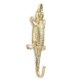 Krokodil wandhaak