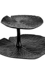 Black Leaves étagère