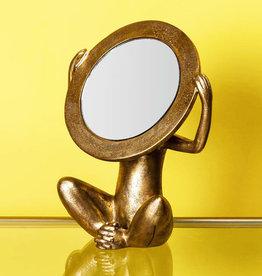 Aap spiegeltje