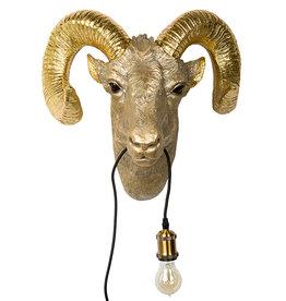 Ram wandlamp