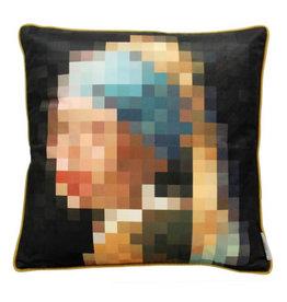 Sierkussen / Pixel