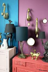 Tafellamp in de vorm van een aap