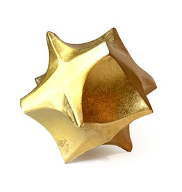 Gold deco object