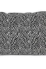 Modern design zebra cushion