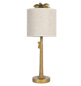 Palm tafellamp