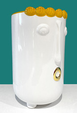 "Modern design vase with face ""Mylo"""