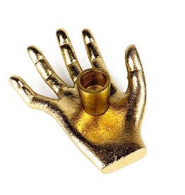 Hand kandelaar