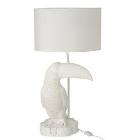 Toucan lamp / White