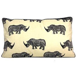 Rhino cushion