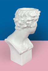 Romeinse David buste vaas