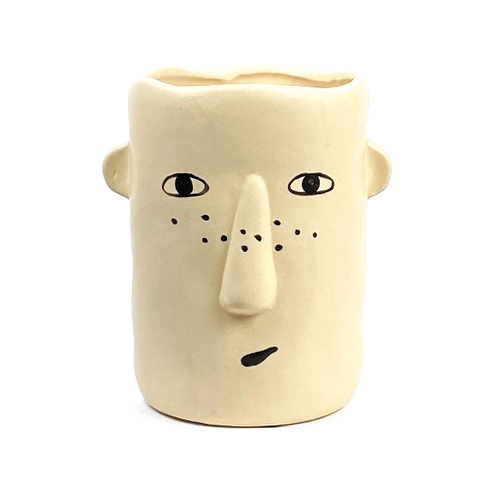 Head vase