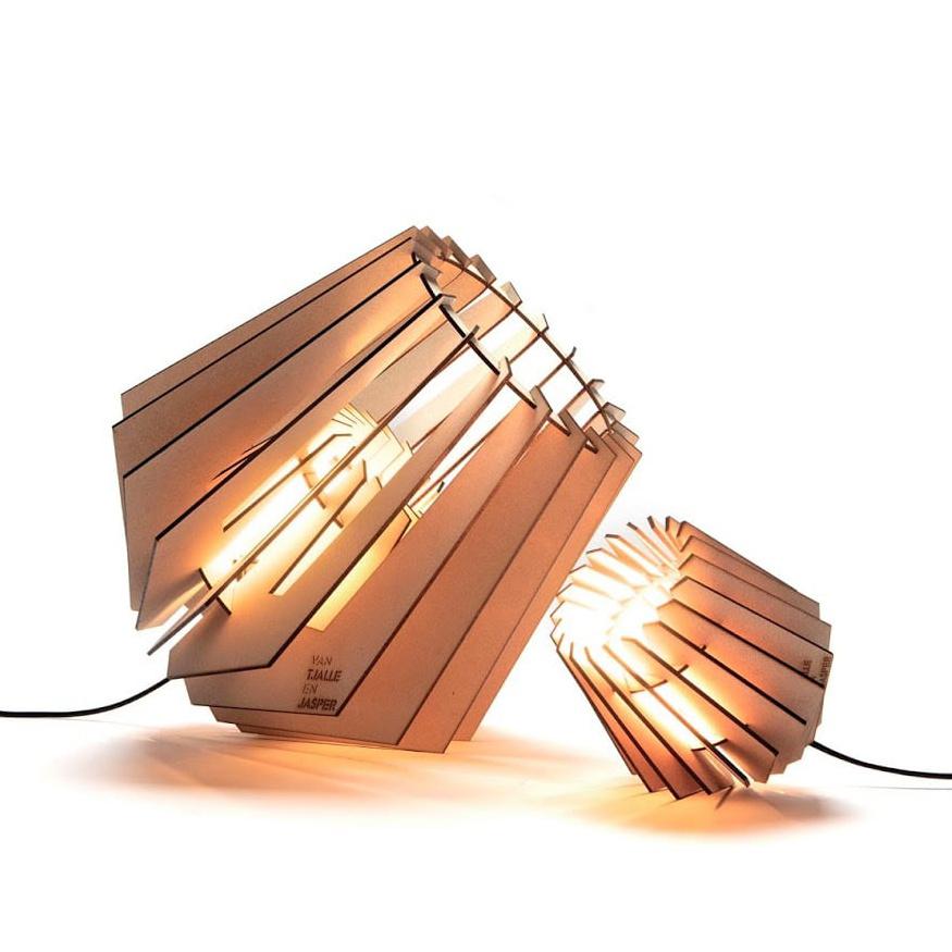 Spot-nik floor lamp