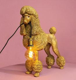 Poedel lamp