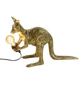 Kangaroo lamp