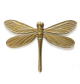 Libelle wanddecoratie - L