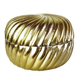 Gold deco box
