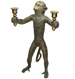 XL Monkey candlestick