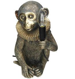 Circus monkey lamp / S