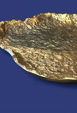 Gouden luxe design dienblad
