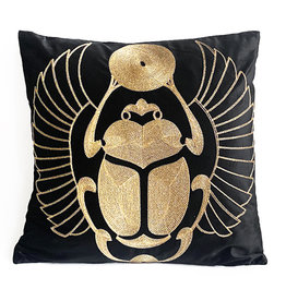 Scarab cushion