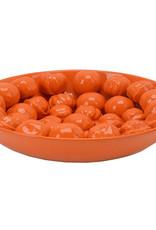 Large ceramic oranges plate or dish