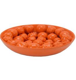 Oranges plate