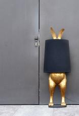 """Verstopt konijn """"Hiding Rabbit"""" design lamp"""
